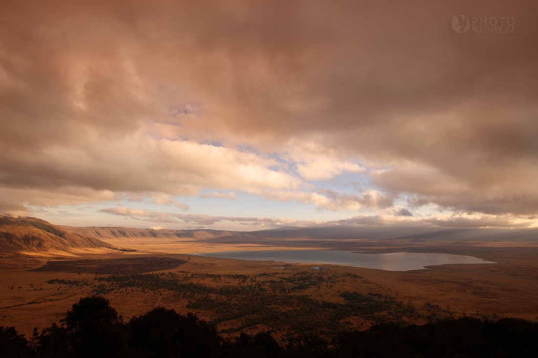 The Ngorongoro Conservation Area