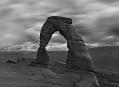 Delicate Arch, národní poklad Utahu