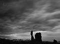 Balanced Rock, národní park Arches