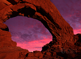 Arches, národní park plný skalních oblouků