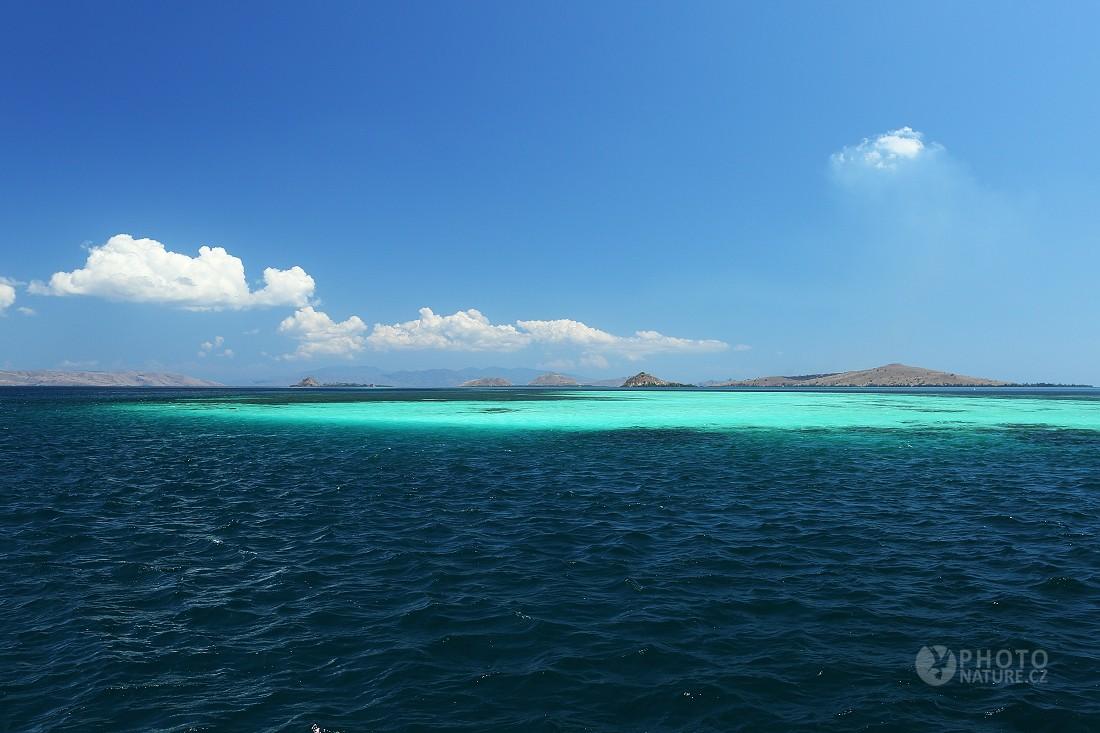 Ostrovy Flores a Komodo