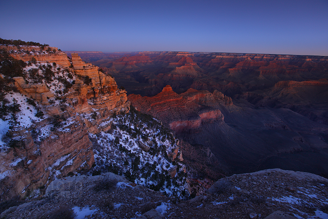 Grand Canyon_01_sunrise