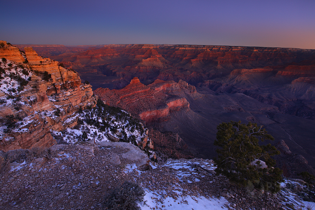Grand Canyon_02_sunrise