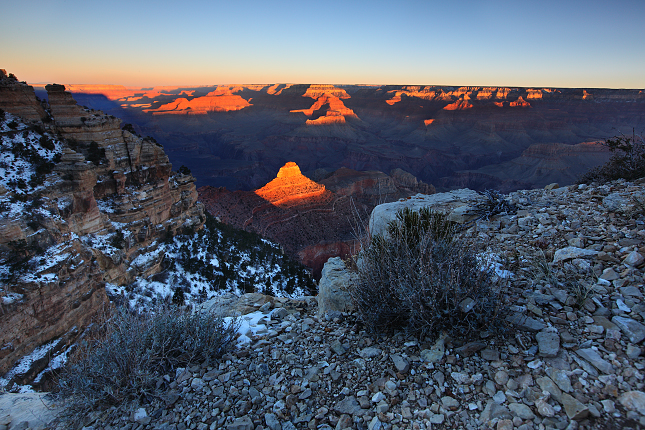 Grand Canyon_04_sunrise