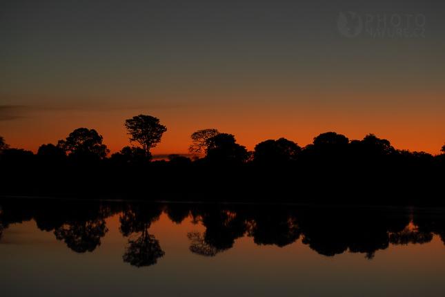 Krajina tropického Pantanalu