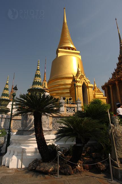 Thajsko, země chránů a zlata