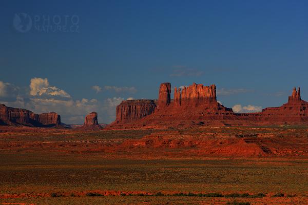 Monument valley, Navajo Tribal park USA